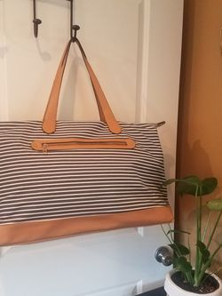 Canvas Weekender Shoulder Bag for Sale in Portland,  OR
