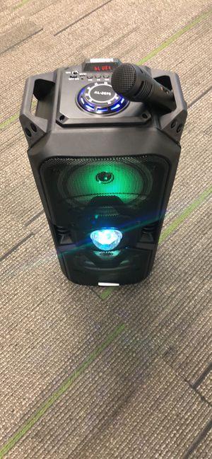 Bluetooth speaker/ karaoke for Sale in Nashville, TN