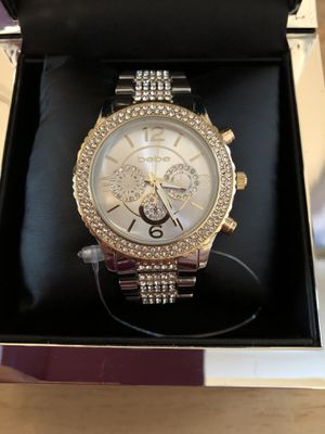 BRAND NEW, Bebe watch for women's for Sale in Stone Mountain, GA