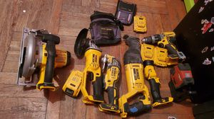 Dewalt Tools & Hilti Laser for Sale in New York, NY