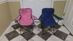 2 Bass Pro Shop Kids Size Chairs for Sale in St. Louis, MO