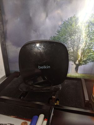 Belkin n600 DB Wi-Fi Dual-Band N+ Router for Sale in Westminster, CO