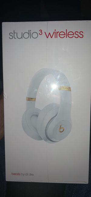 Beats studio 3 wireless for Sale in Providence, RI