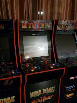 Arcade1Up Mortal Kombat Cabinet for Sale in Covina,  CA
