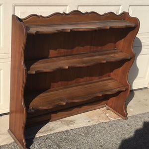 Rustic Hutch top for Sale in Costa Mesa, CA