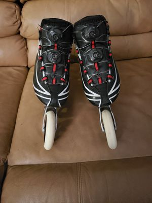 Skates size-42 Like New , used only 2 times for Sale in Opa-locka, FL