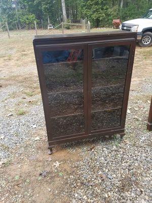 Glass Door Book Case for Sale in Louisa, VA