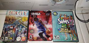PC games for Sale in Stockton, CA