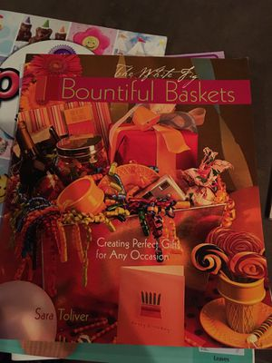 Beautiful Baskets Book for Sale in Houston, TX