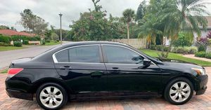 Black 2009 Honda Accord 4WDWheels Good for Sale in Rochester, NY