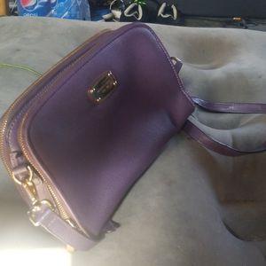 "Michael Kors ""Reese"" Wisteria Purple Messenger Purse for Sale in Anaheim, CA"