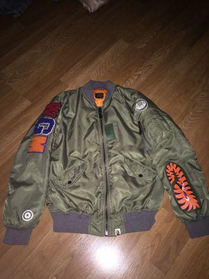 WGM bape jacket for Sale in Nashville, TN