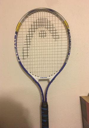 Head ti.agassi 25 tennis racket for Sale in Rockville, MD