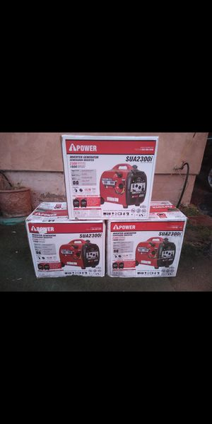 Inverter Silent Generator 2300watts for Sale in Ontario, CA