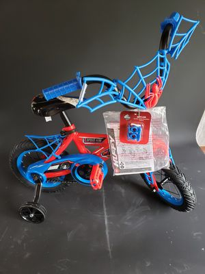 Spider man bicycle for Sale in Fond du Lac, WI