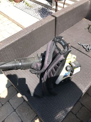 Ryobi leaf blower for Sale in Chicago, IL