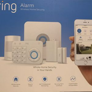 Ring Wireless Home Security for Sale in Portland, OR