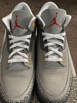 Jordan 3 Retro Cool Grey Size 12 13 for Sale in Philadelphia,  PA