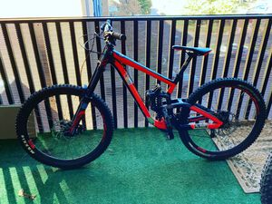 Scott gambler 27.5 downhill bike 2016 for Sale in Denver, CO