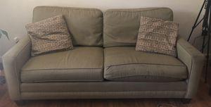 Sofa w/ accent chair for Sale in Richmond, VA