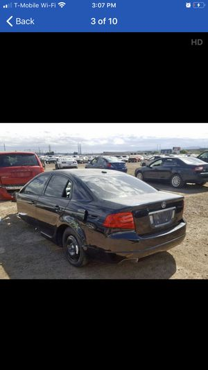 Acura TL parts for Sale in Glendale, AZ