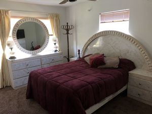 Bedroom set with mattress for Sale in Orlando, FL
