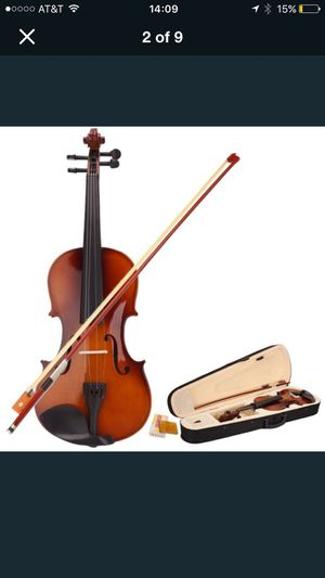Complete New Violin Set (Retail $289) for Sale in San Diego, CA