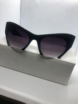 Trendy Half Frame Cat Eye Sunglasses for Sale in Tucker, GA