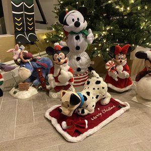 Animated Mickey Disney Minnie Eeyore Dalmatian Piglet for Sale in Tempe, AZ