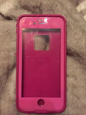 iPhone 6/6s new pink life proof protective case $15 for Sale in Wichita, KS
