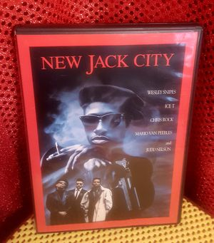 New Jack City DVD Movie 1991, Excellent Condition for Sale in San Diego, CA