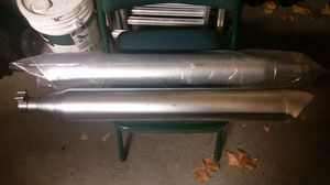 Used, Harley Motorcycle pipes v-rod for Sale for sale  NJ, US