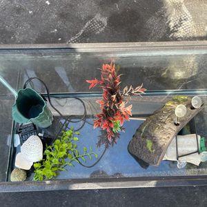 20 Gallon Aquarium Tank for Sale in Fairfax, VA