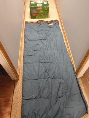 Brand new Coleman Sleeping bag for Sale in Macedonia, OH