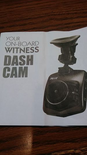 Pilot. Dash. Cam & Video Camcorder for Sale in Portland, OR