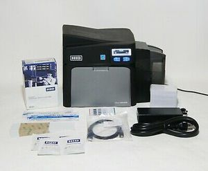 HID Fargo DTC4000 ID Card Printer and Mag Strip Encoder for Sale in Las Vegas, NV