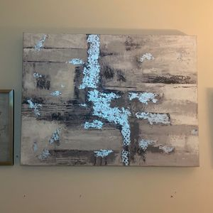 Don't You Love This Beautiful Grey What Would You Call This Piece!!! for Sale in Hampton, VA