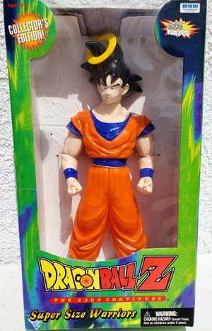 GOKU with Halo: Dragonball Z Super Size Warriors for Sale in Montebello, CA
