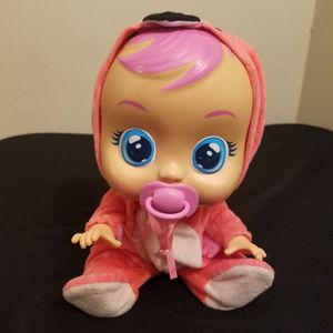 Cry Baby Doll for Sale in Rancho Cucamonga, CA
