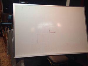 4x6 white boards for Sale in Caledonia, MI
