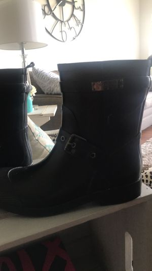 Coach rain boots for Sale in Frederick, MD