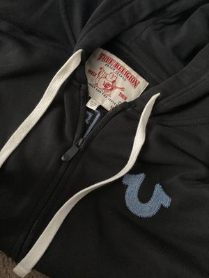 authentic true religion hoodie for Sale in Fontana, CA