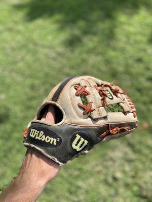 Wilson a2k Casper 11.5 rare baseball glove for Sale in Moore, OK