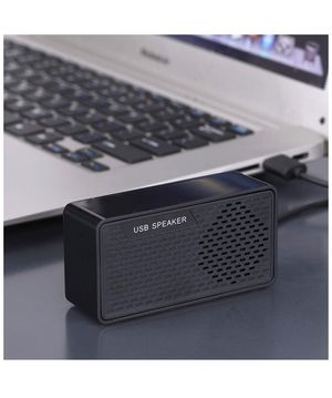 Mini USB Speaker Portable Speaker for Computer Laptop Notebook PC Desktop Checkout Counter for Sale in Irvine, CA