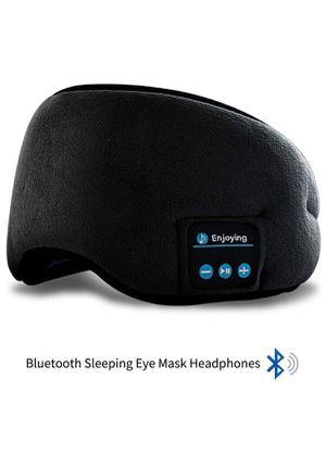 Bluetooth sleeping eyes mask headphones for Sale in Rancho Cucamonga, CA