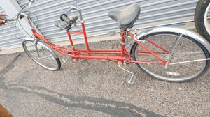 Old 2 seat bicycle for Sale in Phoenix, AZ