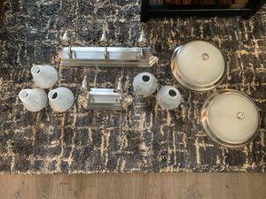 4 Light fixtures for Sale in Ridgefield, WA
