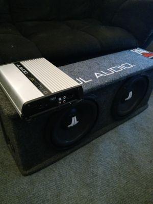 JL AUDIO for Sale in El Cajon, CA