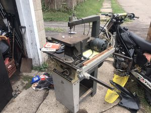 Craftsman and Rockwell power saws for Sale in Aliquippa, PA