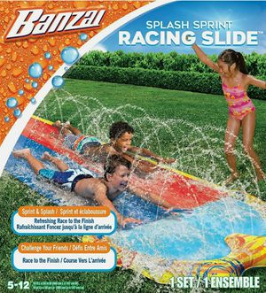 Banzai Splash Sprint Racing Slice for Sale in Windermere, FL